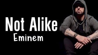 Eminem-Not Alike (Eminem's verse only)