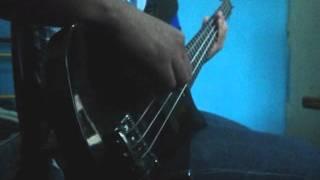 Parkway Drive - Sleepwalker ( Cover BASS)