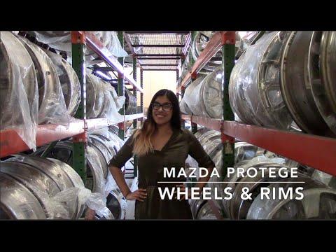 Factory Original Mazda Protege Wheels & Mazda Protege Rims – OriginalWheels.com