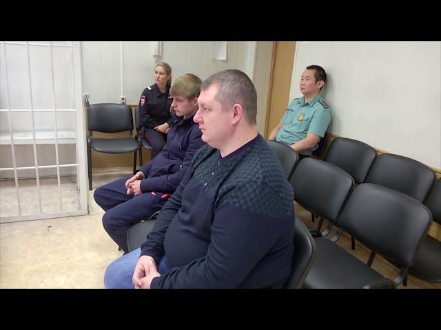 Налетчики на банкоматы предстали перед судом