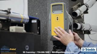 The Trimble Jena Team & The X7 3D Scanner