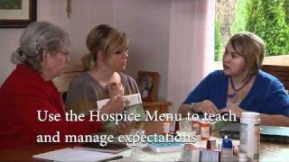 The Model Hospice Nursing Visit