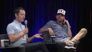 Nerd HQ 2015 A Conversation With Elijah Wood