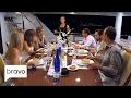 Below Deck Mediterranean: A Moussaka Mishap (Season 1, Episode 1) | Bravo