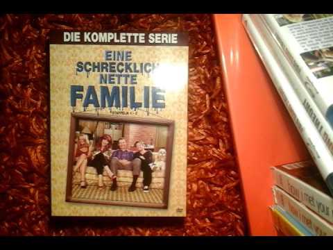 Eine schrecklich nette Familie komplett Box !