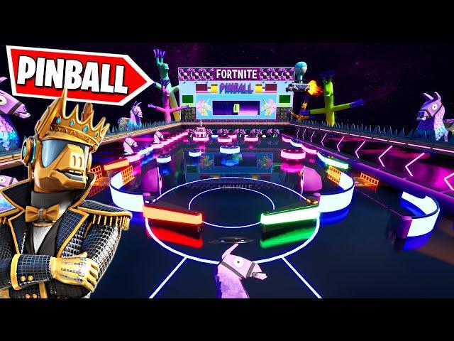 PINBALL FORTNITE