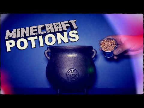 Minecraft Potions In Real Life