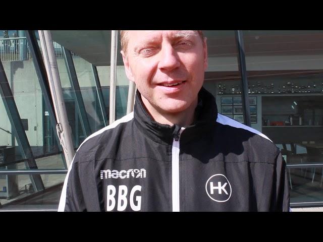 Brynjar Björn: Það eru allir stórhættulegir í þessari deild