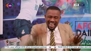 AFCON 2019: Mali 4:1 Mauritania - Full Time Analysis