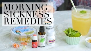 Morning Sickness Remedies with Pregnancy Expert Lori Bregman