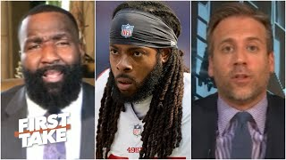 Richard Sherman rips the NFL for ban on jersey swaps for the 2020 season | First Take