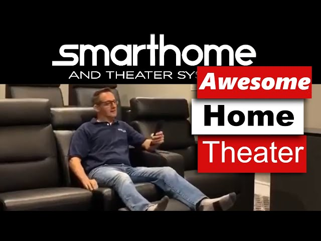 Home Theater Preview for Social Media