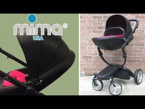 Xari Stroller from Mima