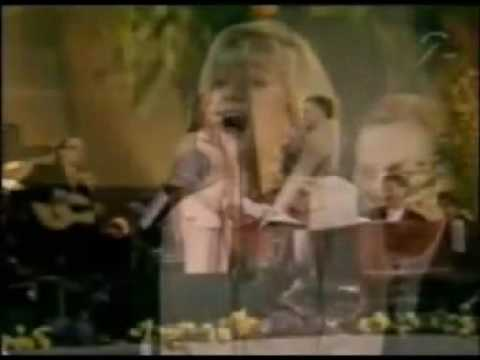 Elaine Paige If you love me Hymne l amour live Stockholm