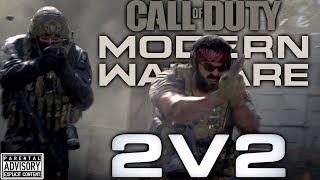 MODERN WARFARE Gunfight 2v2 Alpha 😈 IT'S MURDATIME! 1st Impressions