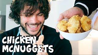 Chicken McNuggets fatti in casa | CUCINA BUTTATA