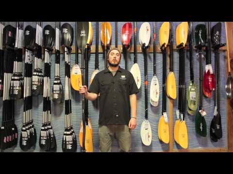 How to Choose a Kayak Paddle