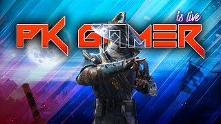 NEW UPDATE 0.16.0 PUBGM LIVE GAMING WITH P.K. GAMER 59rs membership join now