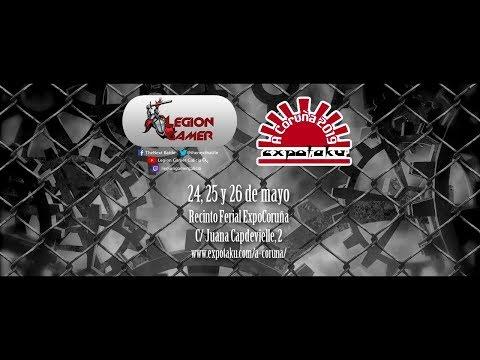 Trailer Legion Gamer Expotaku A Coruña 2019