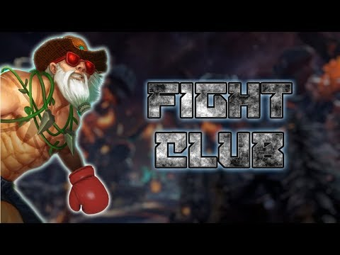 Smite - He bo in Fight Club is Disgusting