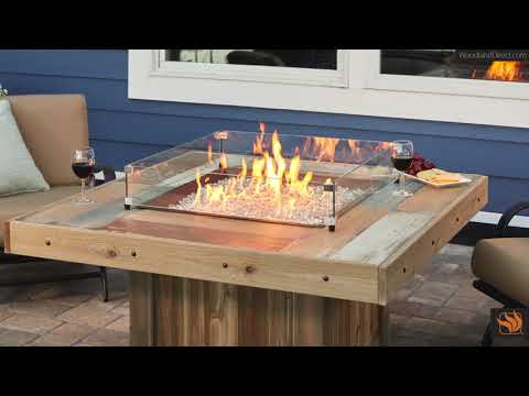 Fire Pit Tables by The Outdoor Greatroom Company