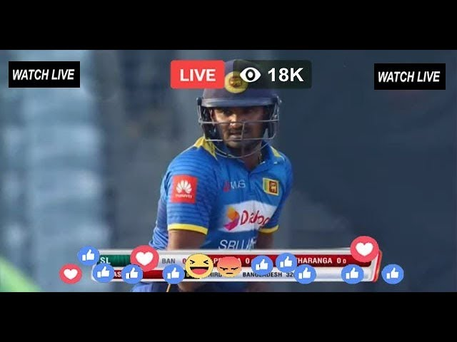 Nidahas Trophy T20 Bangladesh Vs Srilanka Full Highlights Batting Gaming Series