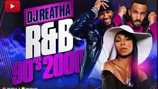 R&B 90s & 2000s MIX MIXED BY DJ REATHA Aaliyah, Brandy, Mary J Blige, SWV, R-Kelly, TLC, Usher ...