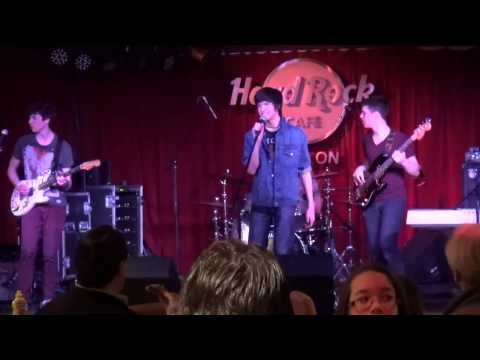 Hypocritical Live at The Hard Rock Cafe