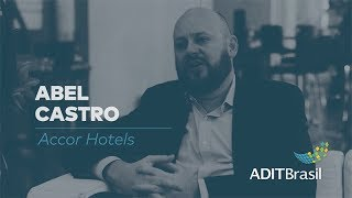 O quarto do futuro - Abel Castro (Accor Hotels)