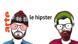 Le Hipster - Karambolage - ARTE