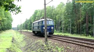 preview picture of video '[ PKP Cargo ] ET22-679 luzem @Kalety.2012-08-03'