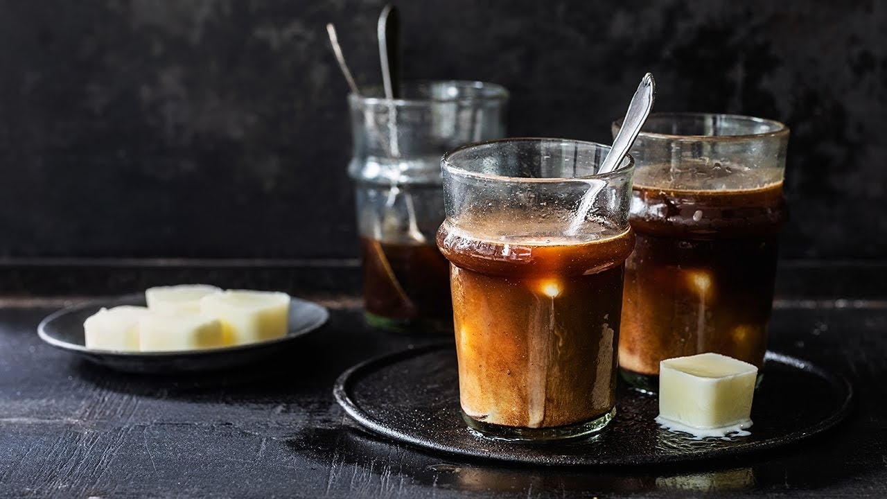 Rezept: Cold Brew Coffee