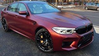 КУПИЛ новую BMW M5 F90 за 9+ МИЛЛИОНОВ! Тест драйв и обзор БМВ М5 FIRST EDITION 1/400. @smile025
