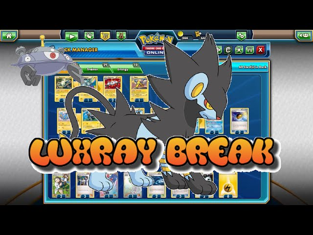 Luxray-break-deck-pokemon-tcgo