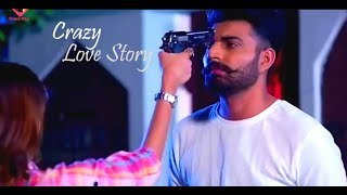 Crazy Collage Love Story || Tenu Suit Karda  || Guru Randhawa &  Arjun || Mix By Broken IShq