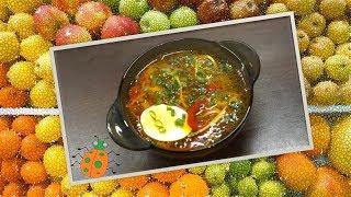 Рецепт №15. Азиатский суп с лапшой (суп лапша)