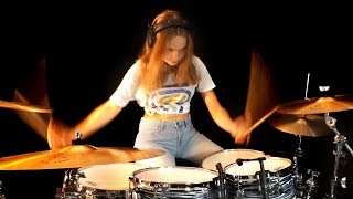 We Are The Champions (Queen); Drum Cover By Sina