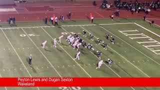 Frisco Wakeland vs. Little Elm Football Highlights