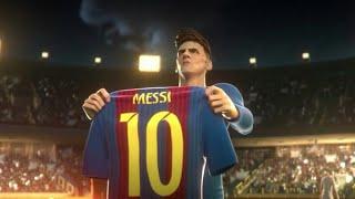 Perjalanan Lionel Messi the movie