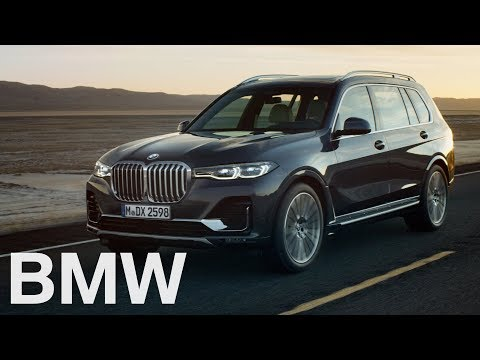 The first-ever BMW X7. Official Launch Film.