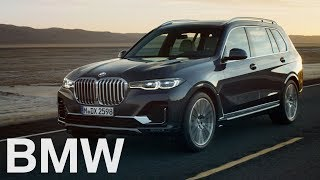 YouTube Video 9X_uPjJW9mY for Product BMW X7 SUV (G07) by Company BMW in Industry Cars