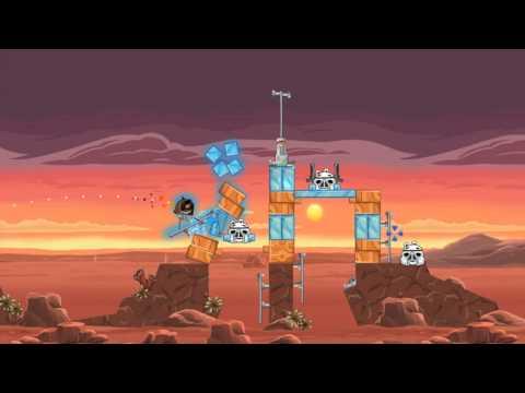 Видео № 0 из игры Angry Birds - Star Wars (Б/У) (без коробочки) [3DS]