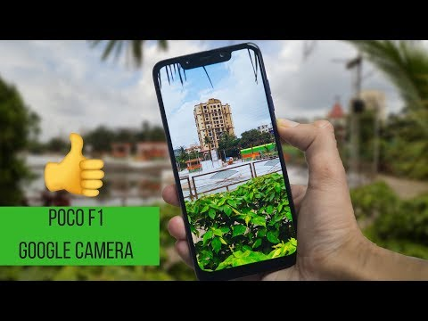Google Camera On POCO F1! Amazing 🔥🔥 [NO ROOT] + download