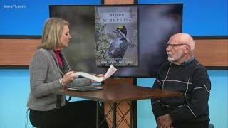 Bird expert unveils new book 'Birds In Minnesota: Revised and Expanded'