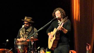 Jason Mraz - If It Kills Me (with Toca at Spreckels 11/29/11)