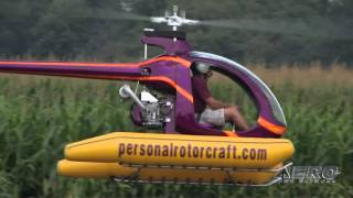 Aero-TV: The Mosquito Helicopter - Not Much Bigger Than Some R/C Models!
