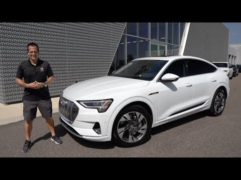 External Review Video 9XfxeZOoR6I for Audi e-tron and e-tron Sportback Crossover