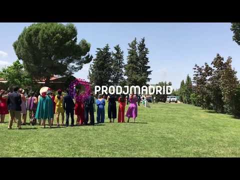 Bodas Molonas con Prodjmadrid