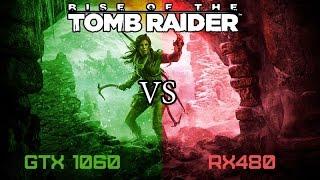 GTX 1060 3Gb vs RX 480 8Gb
