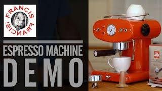 Espresso Resto DEMO FRANCIS FRANCIS!